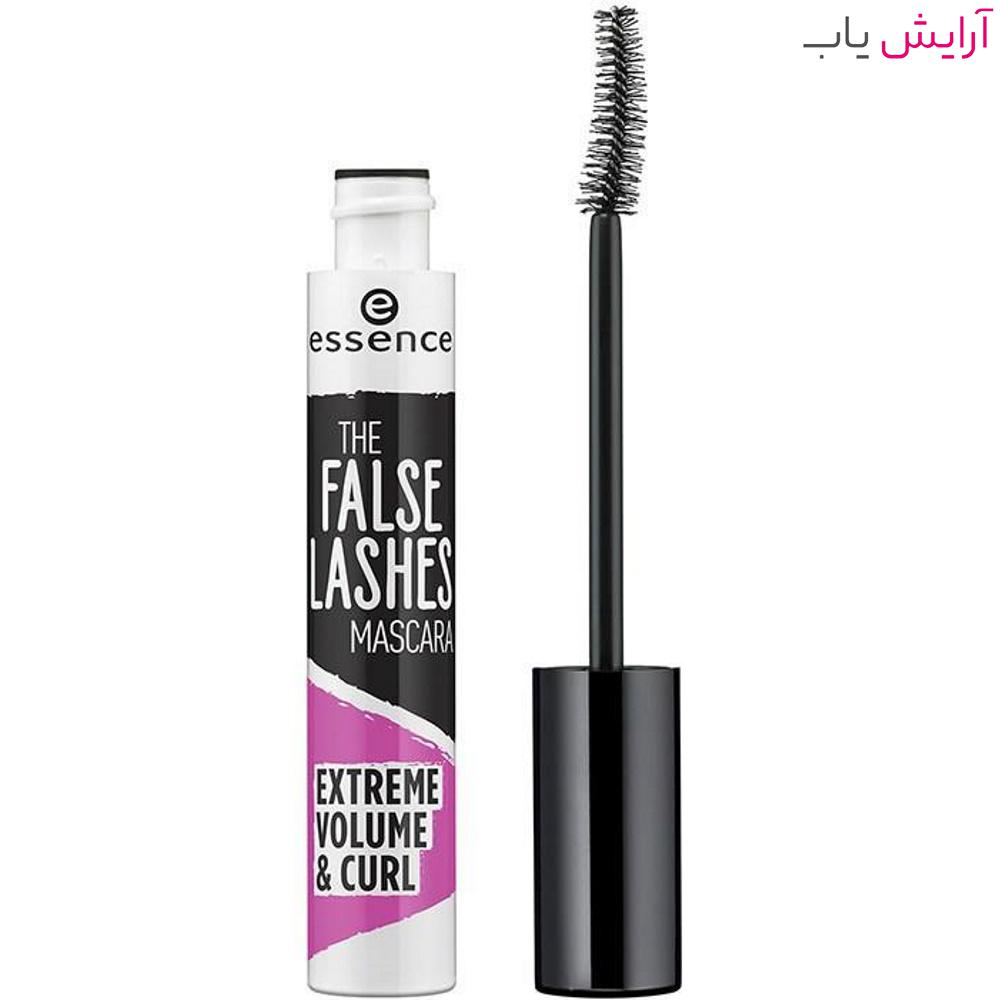 اسنس مدل False Lashes Extreme Volume And Curl