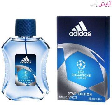 عطر ادو تویلت مردانه مدل UEFA CHAMPION LEAGE