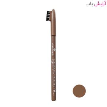 مداد ابرو اسنس مدل Designer 04 قهوه ای روشن - Essence Designer Eyebrow Pencil 04 Blonde