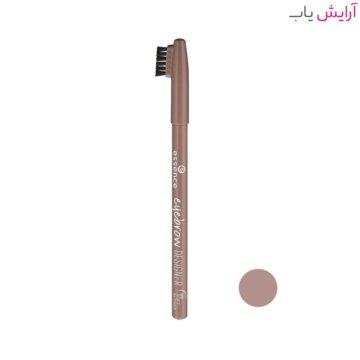 مداد ابرو اسنس مدل Designer 05 بژ طلایی - Essence Designer Eyebrow Pencil 05 Soft Blond
