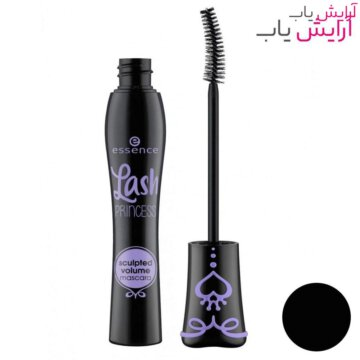 اسنس ریمل مدل Princess Sculpted Volume | حجم دهنده و حالت دهنده - Essence Lash Princess Sculpted Volume Mascara