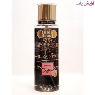 بادی پرفیوم هیلدا بیوت مدل لانکوم La Nuit Tresor - خرید hilda beaut La Nuit Tresor body perfume