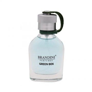 عطر مردانه برندینی مدل گرین باکس