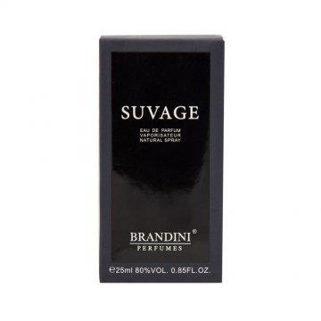 عطر مردانه برندینی مدل ساواج