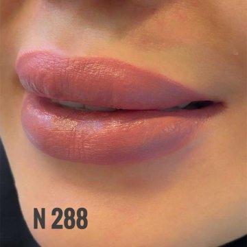 رژ لب مایع جویل شماره ۲۸۸ رنگ کرم صورتی