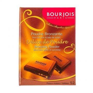 پودر برنزه بورژوآ مدل Delice De Poudre شماره 52