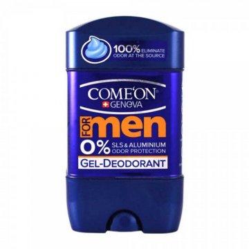 دئودورانت ژلی ضد حساسیت مردانه کامان 75 میلی لیتر